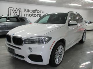 Used 2015 BMW X5 - LOW KM, M Sport - xDrive35d for sale in Oakville, ON
