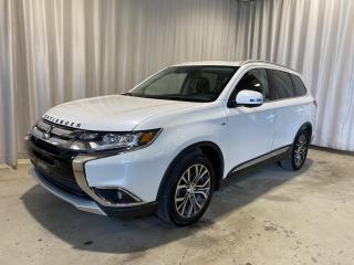 Used 2017 Mitsubishi Outlander GT S-AWC 4 portes (AWD,4X4,4WD) for sale in Sherbrooke, QC