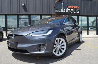 Used 2016 Tesla Model X 75D/NO ACCIDENTS/AUTOPILOT/7 PASSENGER for sale in Concord, ON