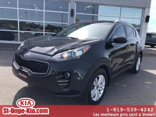 Used 2018 Kia Sportage LX Traction Intégrale for sale in Shawinigan, QC