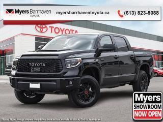 New 2020 Toyota Tundra TRD Pro  - Navigation -  Leather Seats - $481 B/W for sale in Ottawa, ON