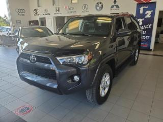 Used 2016 Toyota 4Runner 4RM 4 portes V6 SR5 / CUIR / TOIT OUVRAN for sale in Sherbrooke, QC