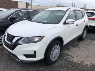 Used 2019 Nissan Rogue S CAMERA DE RECUL / BLUETOOTH / DETECT. ANGLE MORT / FREINAGE URGENCE AVANT / APPLE CAR PLAY for sale in Montréal, QC