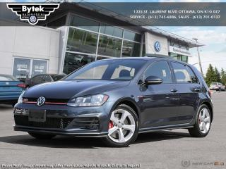 Used 2020 Volkswagen Golf GTI 5-Dr 2.0T 7sp at DSG w/Tip for sale in Ottawa, ON