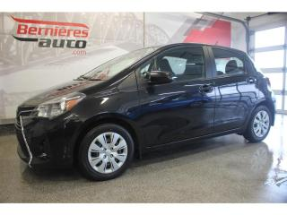 Used 2016 Toyota Yaris LE for sale in Lévis, QC