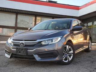 Used 2018 Honda Civic LX APPLE / ANDROID AUTO | BACKUP CAMERA | HEATED SEATS for sale in Waterloo, ON