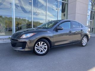 Used 2013 Mazda MAZDA3 GS-SKY AUTO TOIT MAG for sale in Ste-Agathe-des-Monts, QC