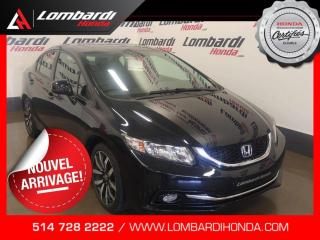 Used 2013 Honda Civic TOURING|NAVI|CUIR|TOIT| for sale in Montréal, QC