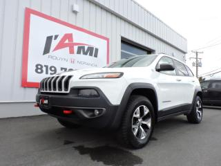 Used 2017 Jeep Cherokee 4WD 4dr Trailhawk for sale in Rouyn-Noranda, QC