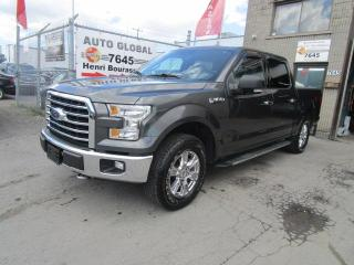Used 2016 Ford F-150 Cab SuperCrew 4RM 145 po Lariat PROPANE for sale in Montréal, QC
