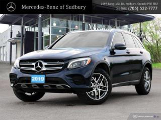 Used 2019 Mercedes-Benz GLC 300 4 MATIC for sale in Sudbury, ON