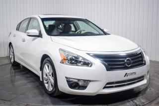 Used 2013 Nissan Altima A/C CUIR MAGS TOIT BLUETOOTH for sale in St-Hubert, QC