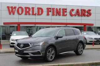 Used 2019 Acura MDX Tech for sale in Etobicoke, ON