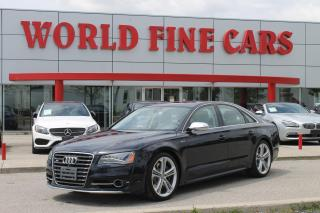Used 2013 Audi S8 4.0T Local Ontario Vehicle! Rare! for sale in Etobicoke, ON