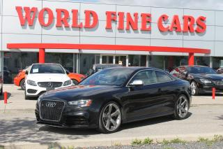 Used 2013 Audi RS 5 4.2 | Accident Free! | *450 HP* for sale in Etobicoke, ON