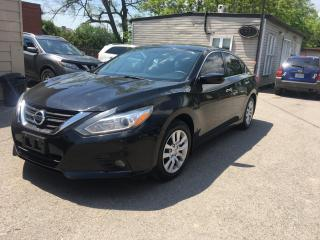 Used 2016 Nissan Altima 2.5 S POWER OPTIONS AND REVERSE CAMERA for sale in Oshawa, ON