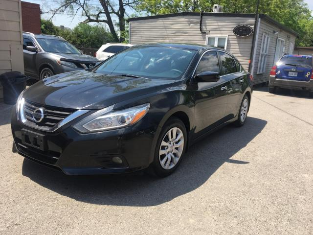 2016 Nissan Altima 2.5 S POWER OPTIONS AND REVERSE CAMERA