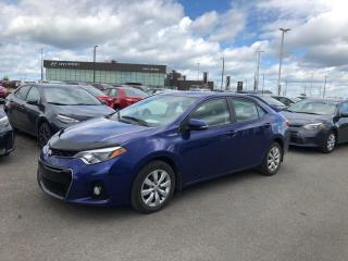 Used 2014 Toyota Corolla AUTOMATIQUE * AIR * S * CAMÉRA * for sale in Mirabel, QC