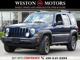 Used 2005 Jeep Liberty 3.7L*4X4*LOCAL TRADE*SOLD AS IS!!* for sale in Toronto, ON