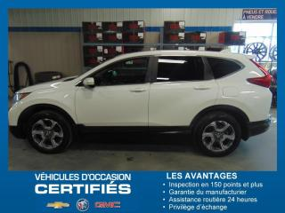 Used 2017 Honda CR-V EX-L for sale in Amos, QC