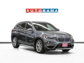 Used 2017 BMW X1 xDrive28i Leather Backup Camera for sale in Toronto, ON
