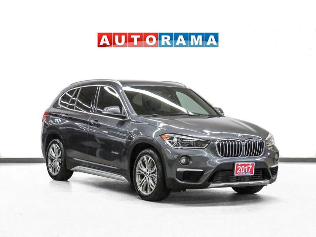 2017 BMW X1 xDrive28i Navigation Leather Backup Camera