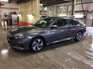 Used 2018 Honda Accord EX-L for sale in Gatineau, QC