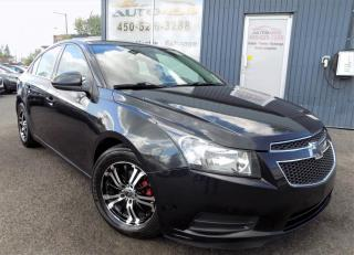 Used 2014 Chevrolet Cruze ***1LT,BAS KILO,MAGS,A/C*** for sale in Longueuil, QC