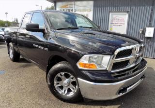 Used 2011 RAM 1500 ***SLT,4X4,BAS KILO,MAGS,A/C*** for sale in Longueuil, QC