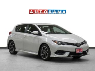 Used 2018 Toyota Corolla iM Backup Camera Alloy Wheels for sale in Toronto, ON