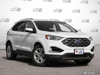 Used 2019 Ford Edge SEL Former Daily Rental for sale in Barrie, ON