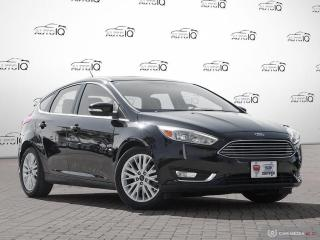 Used 2018 Ford Focus Titanium Former Daily Rental for sale in Barrie, ON