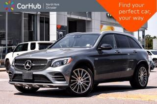Used 2017 Mercedes-Benz GL-Class AMG GLC 43 Panoramic Sunroof Navigation 360 Camera Blind Spot Heat Seats for sale in Thornhill, ON