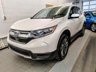 Used 2019 Honda CR-V LX AWD **JAMAIS ACCIDENTÉ** for sale in St-Eustache, QC