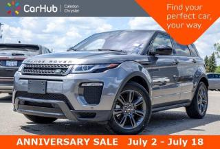 Used 2019 Land Rover Evoque Landmark Special Edition AWD Navigation Panoramic Sunroof Bluetooth Heated Front Seats 19