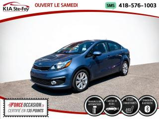 Used 2016 Kia Rio * EX* for sale in Québec, QC
