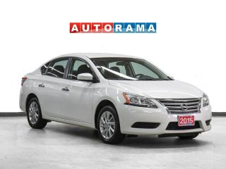 Used 2015 Nissan Sentra SV Backup Cam Heated Seats for sale in Toronto, ON