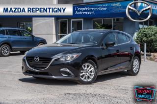 Used 2016 Mazda MAZDA3 4DR HB SPORT AUTO GS for sale in Repentigny, QC