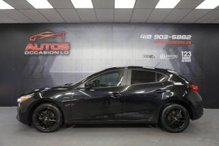 Used 2018 Mazda MAZDA3 Sport GX SKYACTIV 6 VITESSES MAGS BLUETOOTH 29 405 KM !! for sale in Lévis, QC