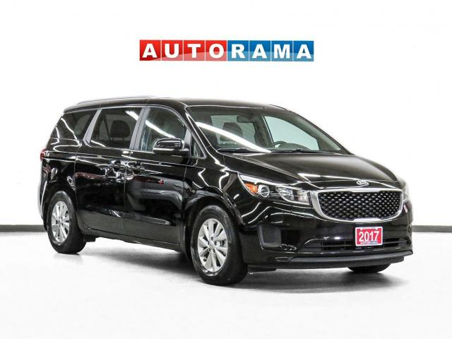 2017 Kia Sedona LX 8 Passenger Backup Cam Carplay/AAuto