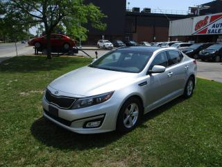 Used 2015 Kia Optima LX ~ PANORAMIC ROOF ~ ALLOY RIMS for sale in Toronto, ON