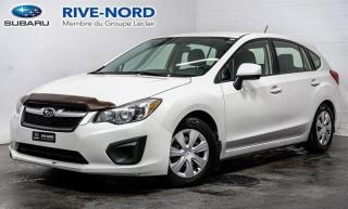 Used 2012 Subaru Impreza Hatchback Manuelle TOURING for sale in Boisbriand, QC