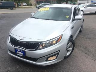 Used 2015 Kia Optima LX for sale in Sarnia, ON