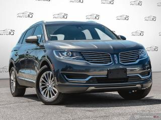 Used 2017 Lincoln MKX Select 3.7L V6 | MKX CLIMATE PACKAGE | CARGO UTILITY for sale in Oakville, ON