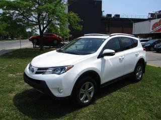 Used 2015 Toyota RAV4 XLE ~ NAVIGATION ~ REAR CAM. ~ LOW KM for sale in Toronto, ON