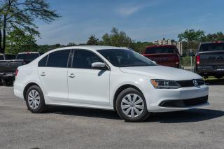 Used 2014 Volkswagen Jetta 2.0L Trendline+ for sale in Barrie, ON