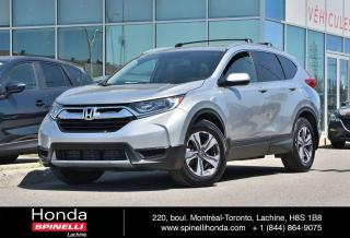 Used 2018 Honda CR-V LX FWD BAS KM FWD BAS KM CRUISE BLUETOOTH MAGS for sale in Lachine, QC