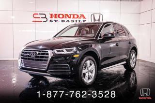 Used 2018 Audi Q5 TECHNIK + QUATTRO + NAVI + WOW! for sale in St-Basile-le-Grand, QC