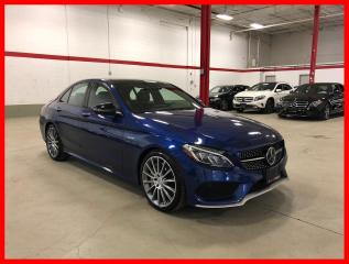 Used 2017 Mercedes-Benz C-Class C43 AMG 4MATIC AMG DRIVER DISTRONIC PREMIUM LED 360 for sale in Vaughan, ON