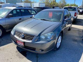 Used 2006 Nissan Altima 2.5 S for sale in Burlington, ON
